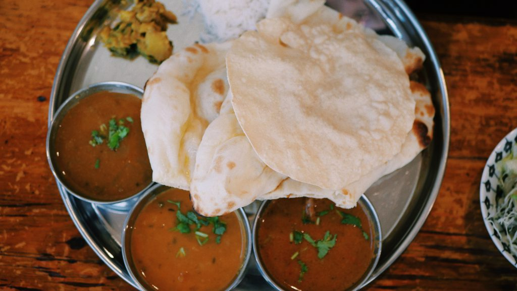 India food Europe