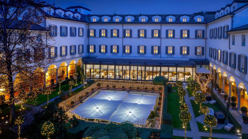 1. Four Seasons Hotel Milano