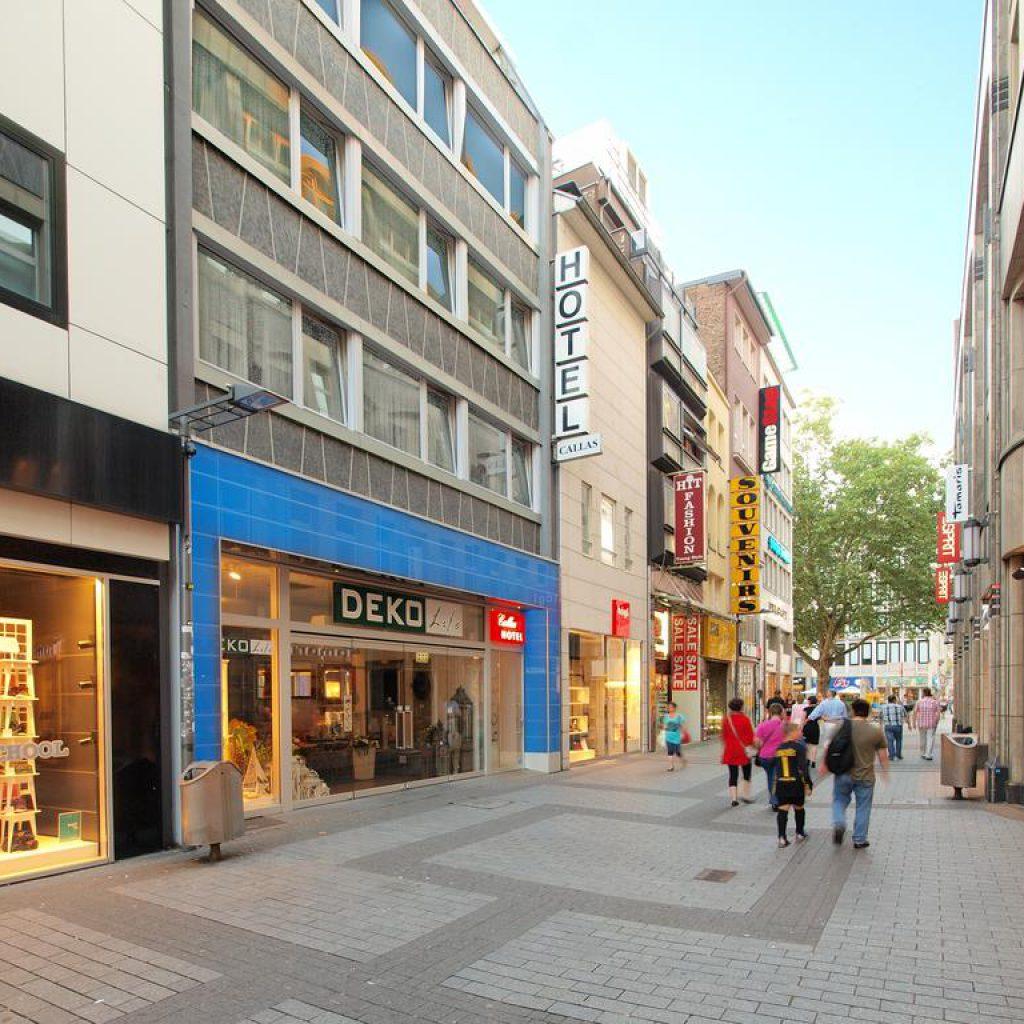 Callas Hotel am Dom Köln anuga dom hotel cologne 2021