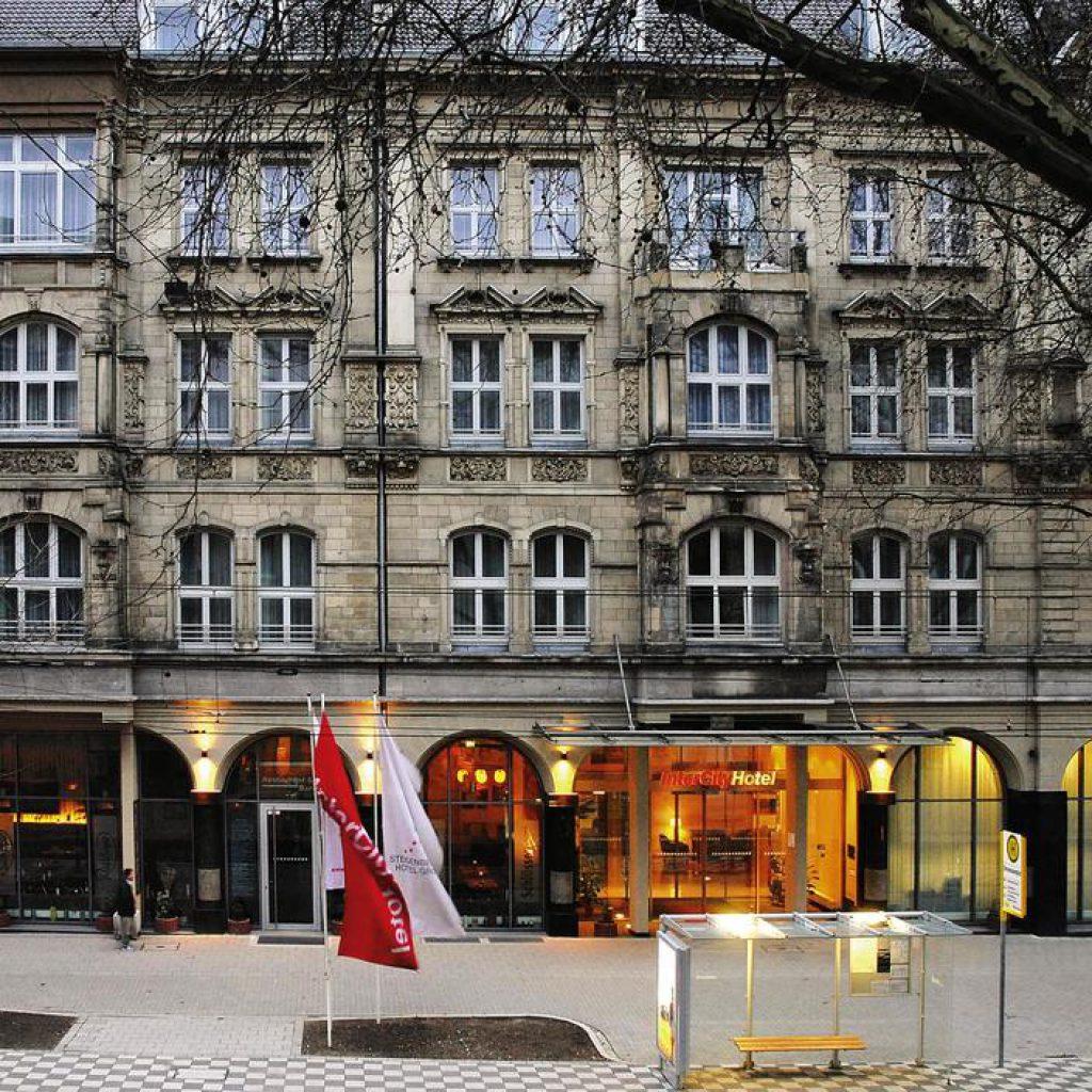 Intercity Dusseldorf Er Tours Anuga 2021
