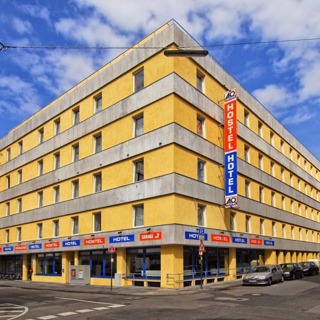 a&o köln neumarkt Cologne Anuga 2021